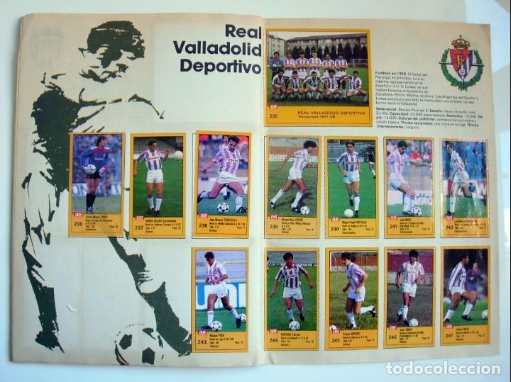 Coleccionismo deportivo: Álbum de fútbol LOS ASES DE LA LIGA 1987 1988 - 87 88 - Diario AS - Foto 20 - 147702282