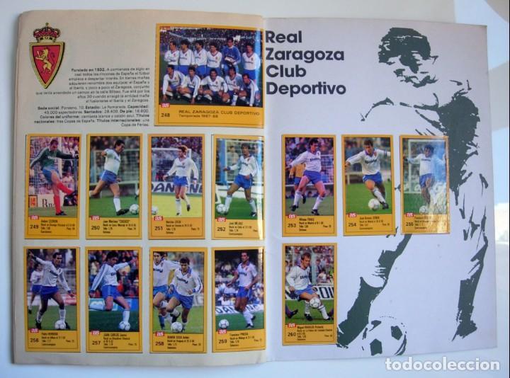 Coleccionismo deportivo: Álbum de fútbol LOS ASES DE LA LIGA 1987 1988 - 87 88 - Diario AS - Foto 21 - 147702282