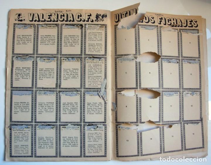Sammelleidenschaft Sport: Álbum de fútbol Álbum ESTE Campeonato de liga 1976 1977 - 76 77 - Foto 5 - 147704626