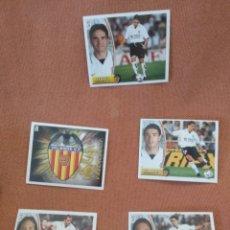Coleccionismo deportivo: EDICIONES ESTE 2003 2004 ELIGE UN CROMO A 0.20 EUROS VALENCIA NUEVOS. Lote 147706968