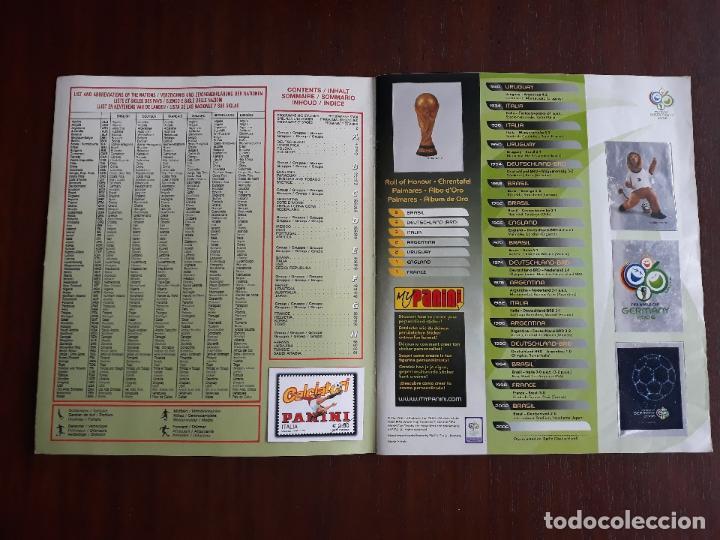 Sammelleidenschaft Sport: Album de Cromos Panini Mundial 2006 Alemania Casi Completo Faltan 27 cromos - Foto 2 - 147714386