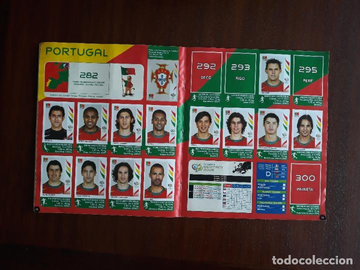 Sammelleidenschaft Sport: Album de Cromos Panini Mundial 2006 Alemania Casi Completo Faltan 27 cromos - Foto 17 - 147714386