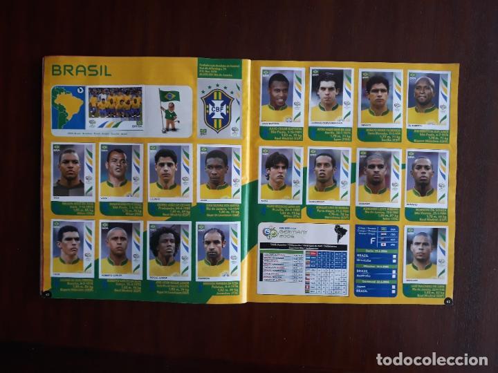 Sammelleidenschaft Sport: Album de Cromos Panini Mundial 2006 Alemania Casi Completo Faltan 27 cromos - Foto 22 - 147714386