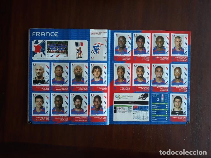 Sammelleidenschaft Sport: Album de Cromos Panini Mundial 2006 Alemania Casi Completo Faltan 27 cromos - Foto 26 - 147714386