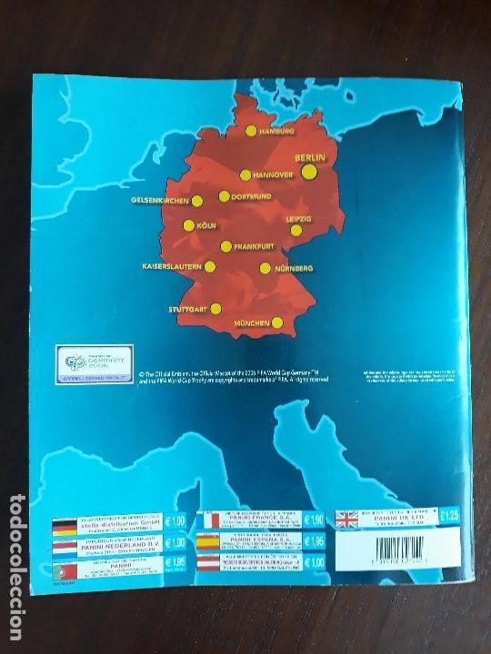 Sammelleidenschaft Sport: Album de Cromos Panini Mundial 2006 Alemania Casi Completo Faltan 27 cromos - Foto 34 - 147714386