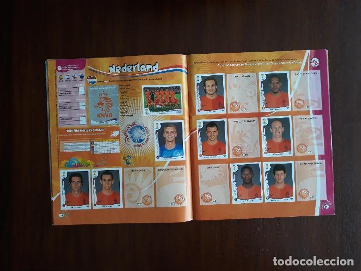 Sammelleidenschaft Sport: Album de Cromos Panini Mundial 2014 Brasil Bastante Completo con 517 cromos - Foto 9 - 147714606