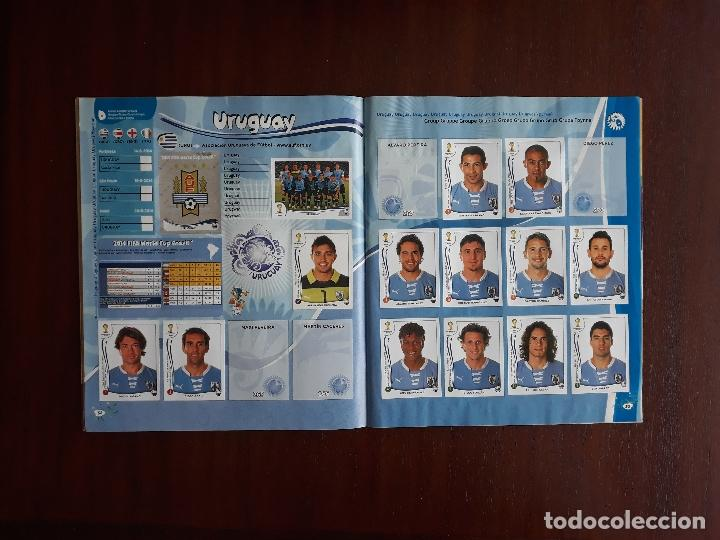 Sammelleidenschaft Sport: Album de Cromos Panini Mundial 2014 Brasil Bastante Completo con 517 cromos - Foto 16 - 147714606