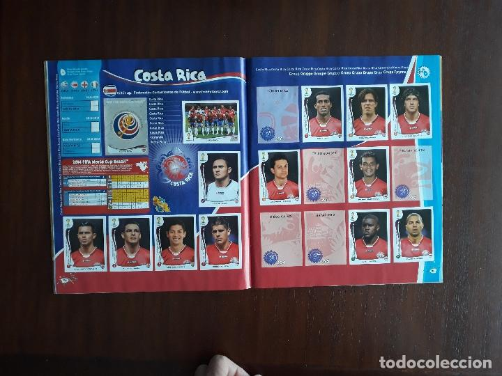 Sammelleidenschaft Sport: Album de Cromos Panini Mundial 2014 Brasil Bastante Completo con 517 cromos - Foto 17 - 147714606