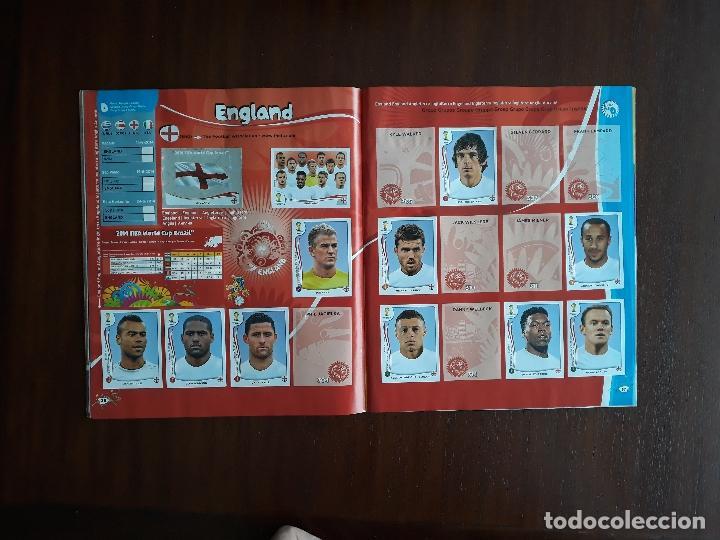 Sammelleidenschaft Sport: Album de Cromos Panini Mundial 2014 Brasil Bastante Completo con 517 cromos - Foto 18 - 147714606