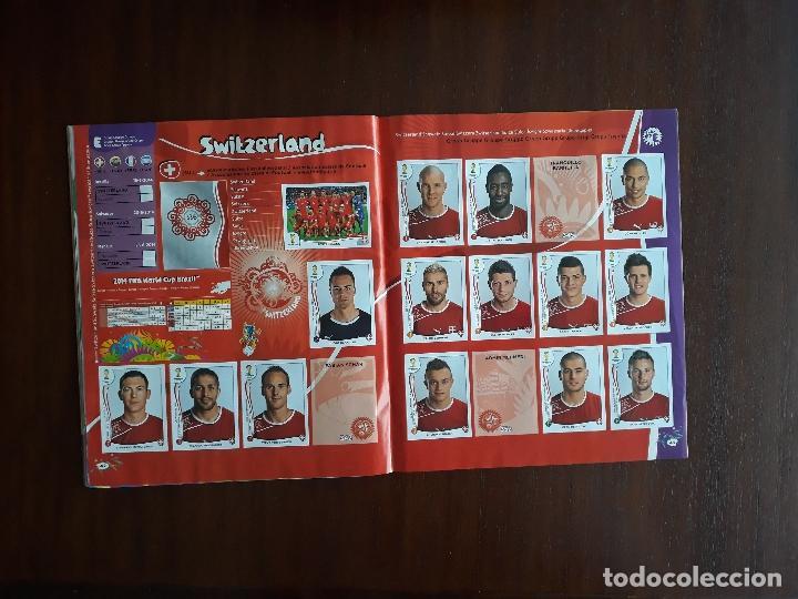 Sammelleidenschaft Sport: Album de Cromos Panini Mundial 2014 Brasil Bastante Completo con 517 cromos - Foto 20 - 147714606