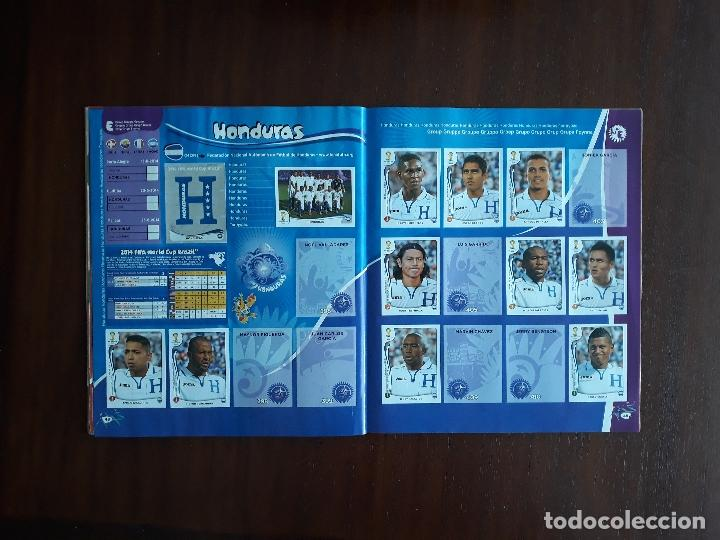 Sammelleidenschaft Sport: Album de Cromos Panini Mundial 2014 Brasil Bastante Completo con 517 cromos - Foto 23 - 147714606