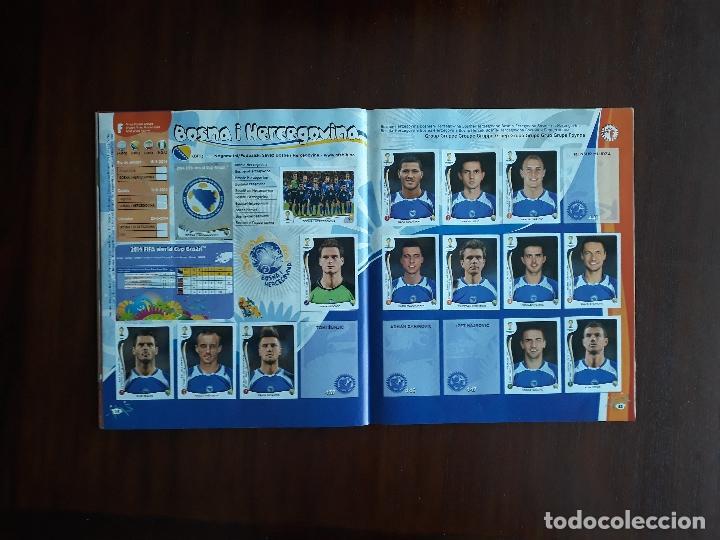 Sammelleidenschaft Sport: Album de Cromos Panini Mundial 2014 Brasil Bastante Completo con 517 cromos - Foto 25 - 147714606