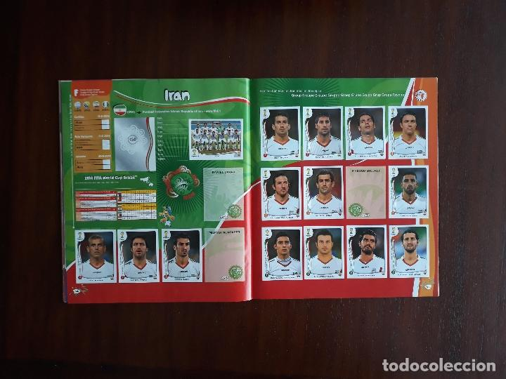 Sammelleidenschaft Sport: Album de Cromos Panini Mundial 2014 Brasil Bastante Completo con 517 cromos - Foto 26 - 147714606