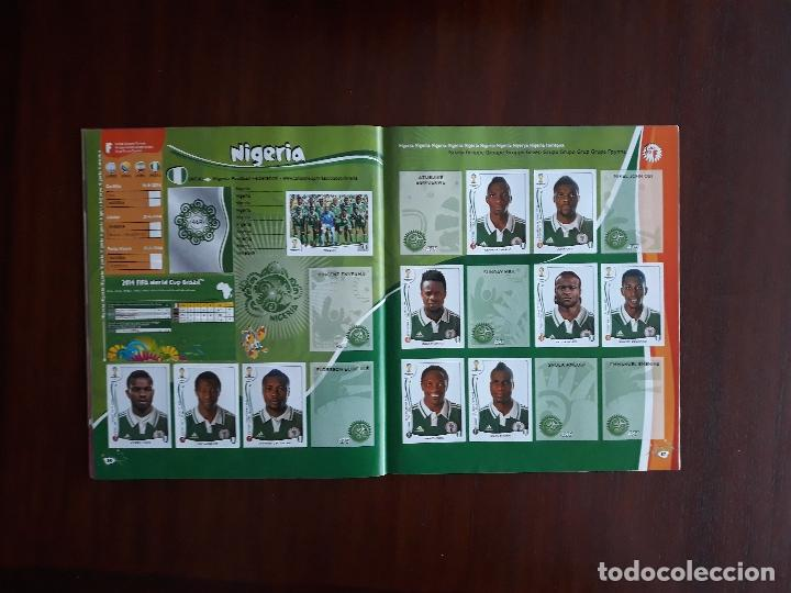 Sammelleidenschaft Sport: Album de Cromos Panini Mundial 2014 Brasil Bastante Completo con 517 cromos - Foto 27 - 147714606