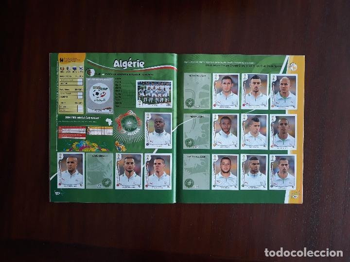 Sammelleidenschaft Sport: Album de Cromos Panini Mundial 2014 Brasil Bastante Completo con 517 cromos - Foto 33 - 147714606