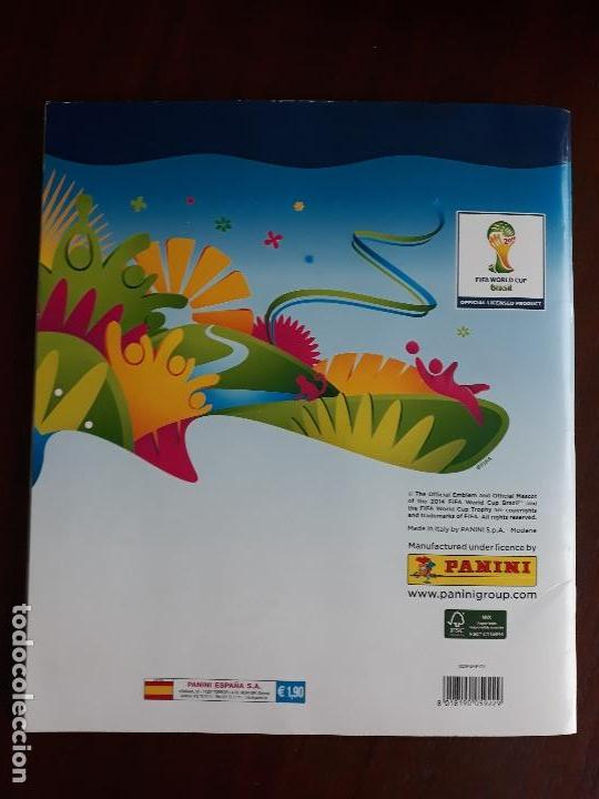 Sammelleidenschaft Sport: Album de Cromos Panini Mundial 2014 Brasil Bastante Completo con 517 cromos - Foto 36 - 147714606