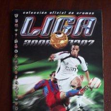 Coleccionismo deportivo: ALBUM DE CROMOS LIGA FUTBOL ESTE 2006/2007 06/07 CASI COMPLETO. Lote 147715126