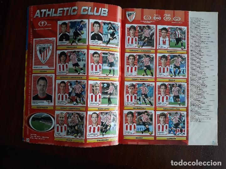 Sammelleidenschaft Sport: Album de Cromos Liga Futbol Este 2007/2008 07/08 Casi Completo - Foto 3 - 147715294