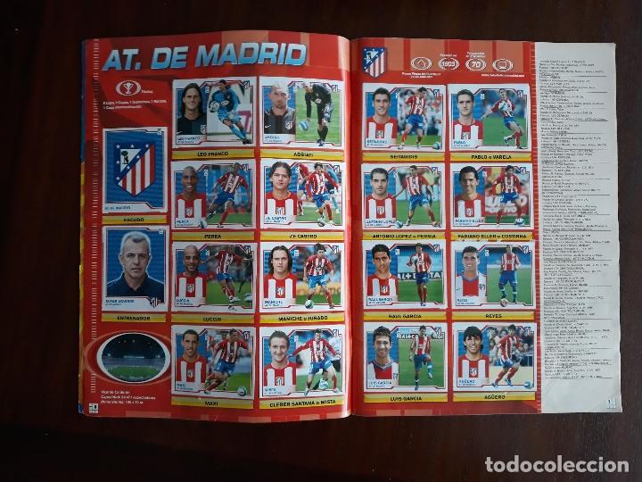 Sammelleidenschaft Sport: Album de Cromos Liga Futbol Este 2007/2008 07/08 Casi Completo - Foto 4 - 147715294