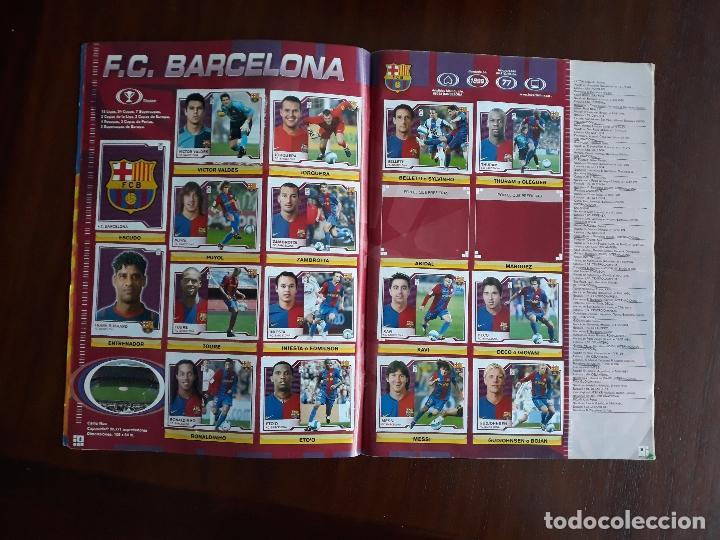 Sammelleidenschaft Sport: Album de Cromos Liga Futbol Este 2007/2008 07/08 Casi Completo - Foto 5 - 147715294