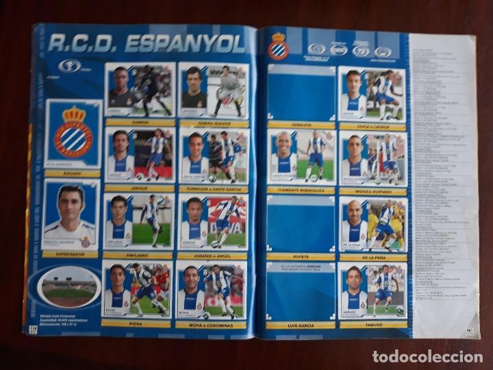 Sammelleidenschaft Sport: Album de Cromos Liga Futbol Este 2007/2008 07/08 Casi Completo - Foto 8 - 147715294