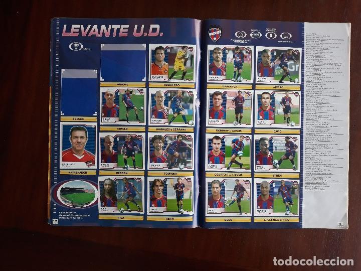 Sammelleidenschaft Sport: Album de Cromos Liga Futbol Este 2007/2008 07/08 Casi Completo - Foto 10 - 147715294