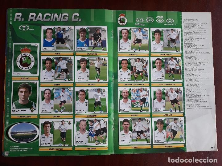 Sammelleidenschaft Sport: Album de Cromos Liga Futbol Este 2007/2008 07/08 Casi Completo - Foto 15 - 147715294