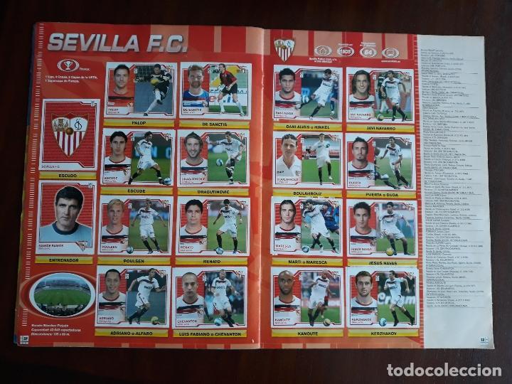 Sammelleidenschaft Sport: Album de Cromos Liga Futbol Este 2007/2008 07/08 Casi Completo - Foto 17 - 147715294