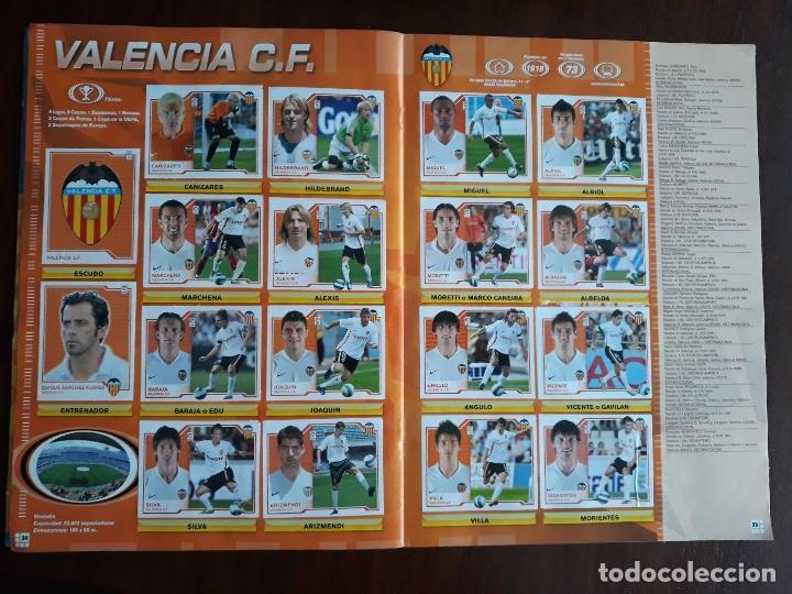 Sammelleidenschaft Sport: Album de Cromos Liga Futbol Este 2007/2008 07/08 Casi Completo - Foto 18 - 147715294