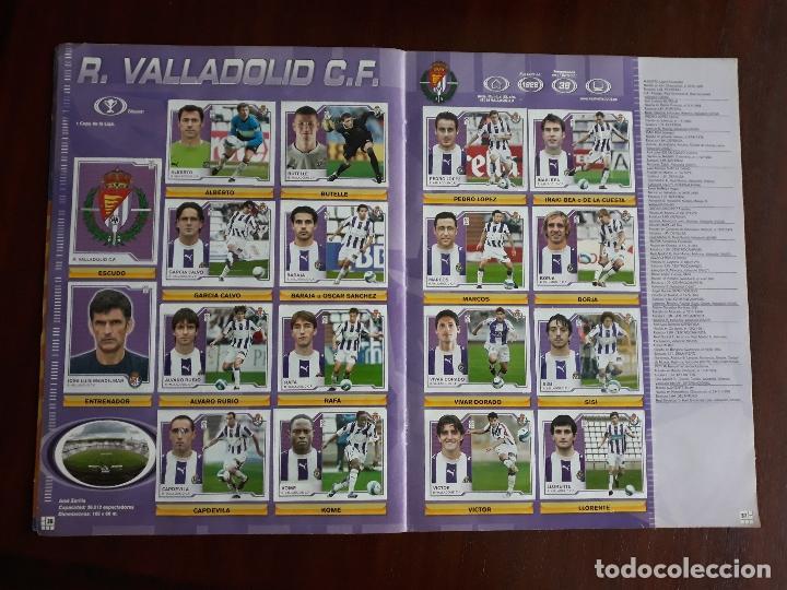 Sammelleidenschaft Sport: Album de Cromos Liga Futbol Este 2007/2008 07/08 Casi Completo - Foto 19 - 147715294