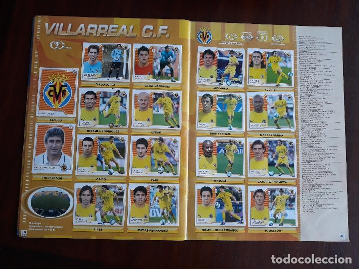 Sammelleidenschaft Sport: Album de Cromos Liga Futbol Este 2007/2008 07/08 Casi Completo - Foto 20 - 147715294