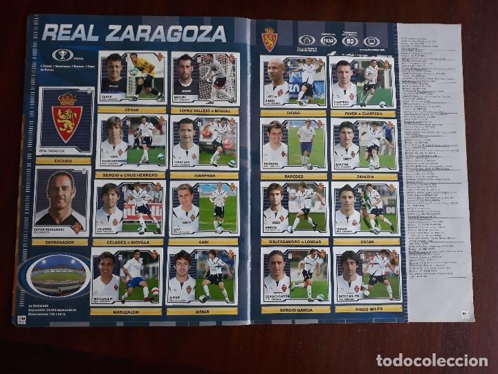 Sammelleidenschaft Sport: Album de Cromos Liga Futbol Este 2007/2008 07/08 Casi Completo - Foto 21 - 147715294