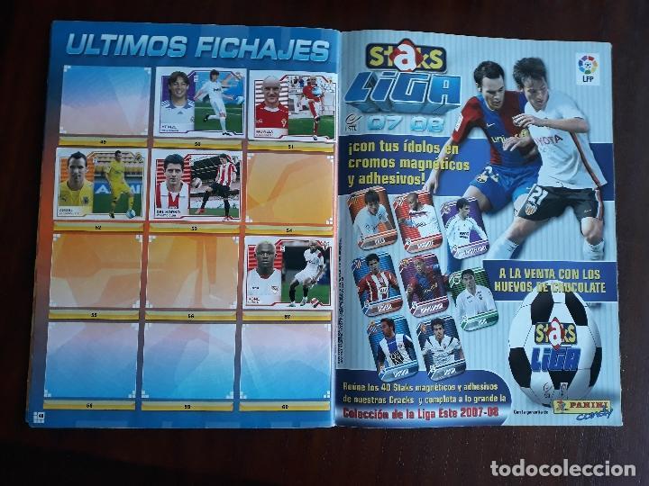Sammelleidenschaft Sport: Album de Cromos Liga Futbol Este 2007/2008 07/08 Casi Completo - Foto 25 - 147715294