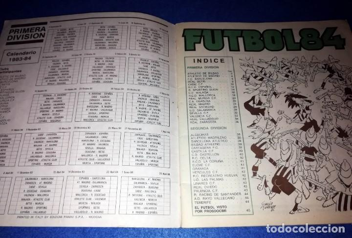 Coleccionismo deportivo: ALBUM SIN USAR FUTBOL 84 PANINI --- PEDIDO MÍNIMO 10€ --- BOX20 - Foto 2 - 147785786