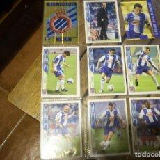 Coleccionismo deportivo: FICHAS LIGA ESPAÑOL. Lote 147860154