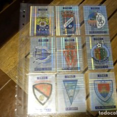 Coleccionismo deportivo: FICHAS LIGA ESCUDOS. Lote 147860426