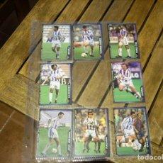 Coleccionismo deportivo: FICHAS LIGA . Lote 147861022