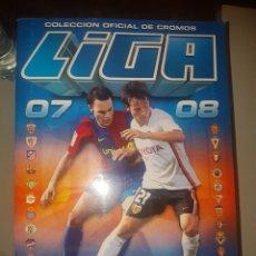 Coleccionismo deportivo: LIGA 2007 2008 - EDIC ESTE - FALTAN 136 CROMOS. Lote 147899198