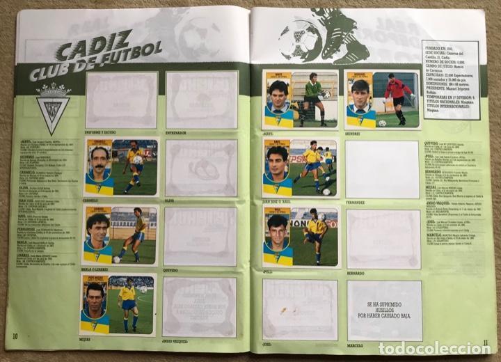 Coleccionismo deportivo: Álbum liga 91 - 92 (1991 - 1992) Fútbol 1ª División - Ediciones Este - Foto 7 - 147981810