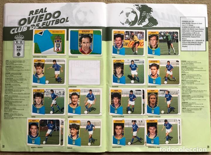 Coleccionismo deportivo: Álbum liga 91 - 92 (1991 - 1992) Fútbol 1ª División - Ediciones Este - Foto 16 - 147981810