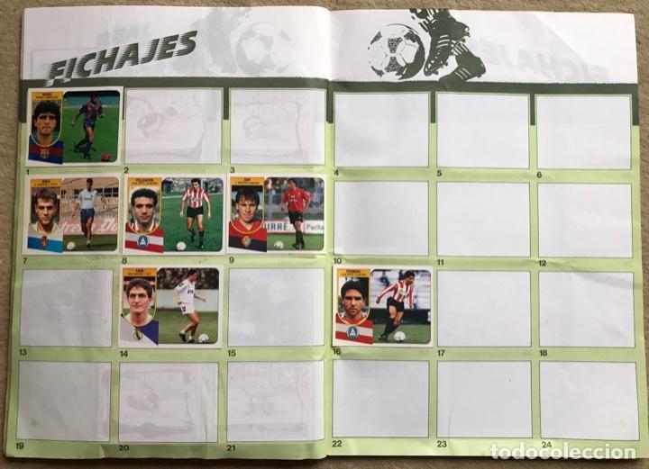 Coleccionismo deportivo: Álbum liga 91 - 92 (1991 - 1992) Fútbol 1ª División - Ediciones Este - Foto 23 - 147981810