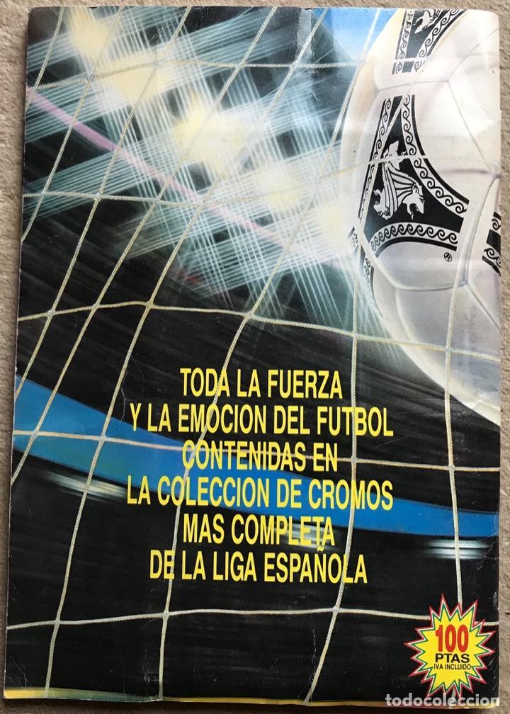 Coleccionismo deportivo: Álbum liga 91 - 92 (1991 - 1992) Fútbol 1ª División - Ediciones Este - Foto 25 - 147981810