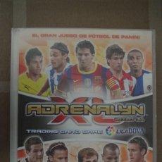 Coleccionismo deportivo: ADRENALYN XL 2010 2011 - PANINI - 394 CROMOS - 10 11. Lote 147984798