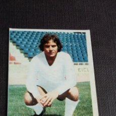 Coleccionismo deportivo: ESTE 74 75 1974 1975 - FICHAJE 8 FERRER - VALENCIA CF ( LEVE DESPEGADO SUPERIOR ). Lote 156894892