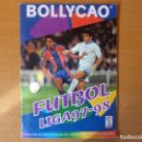 Coleccionismo deportivo: ÁLBUM DE FÚTBOL - BOLLYCAO - 1997 1998 97 98 - 205 CROMOS - BASTANTES ÚLTIMOS FICHAJES. Lote 148467090