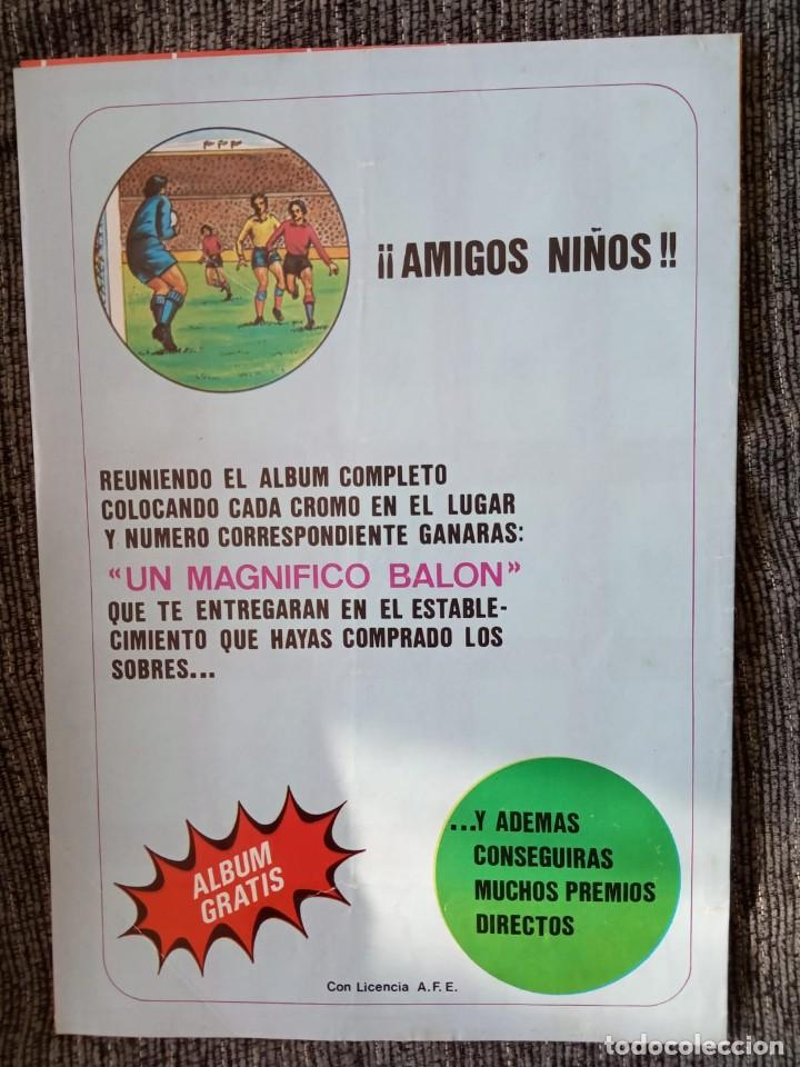 Coleccionismo deportivo: Álbum Selección de Fútbol Liga Española 83 - Vacío. - Foto 2 - 148709754