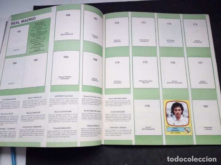 Coleccionismo deportivo: ALBUM DE CROMOS, FUTBOL 89, DE PANINI. - Foto 3 - 149695822