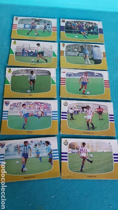 Coleccionismo deportivo: ÁLBUM LIGA 84 85 CROMOS CANO CON MUCHOS FICHAJES. LEER - Foto 21 - 108891063