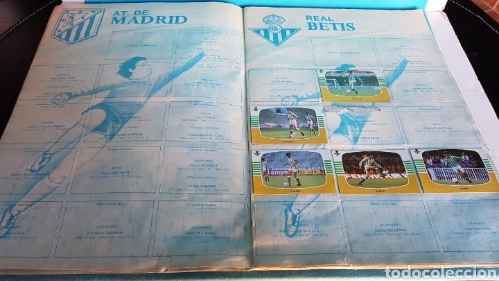 Coleccionismo deportivo: ÁLBUM LIGA 84 85 CROMOS CANO CON MUCHOS FICHAJES. LEER - Foto 8 - 108891063