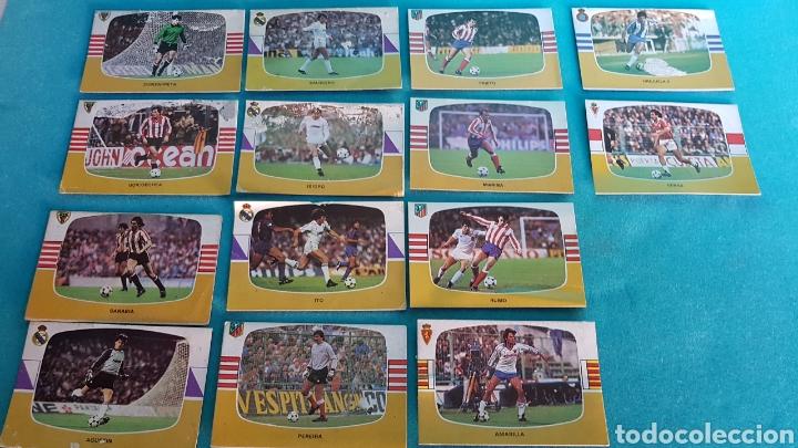 Coleccionismo deportivo: ÁLBUM LIGA 84 85 CROMOS CANO CON MUCHOS FICHAJES. LEER - Foto 14 - 108891063